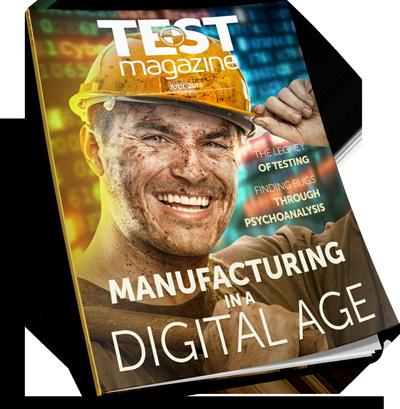 TEST Magazine July 2016